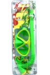 Детска маска за плуване със шнорхел Junior Balance